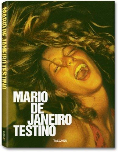 Mario de Janeiro Testino (2009) Perfect Paperback