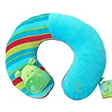 Tuc Tuc Baby and Toddler Neck Support Pillow. NeckSaver. Selvatic Collection.