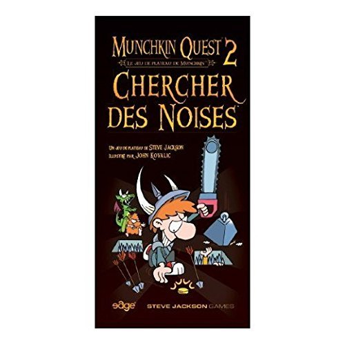 Steve Jackson Games Munchkin Quest 2: Looking for Trouble (Munchkin Quest compare prices)