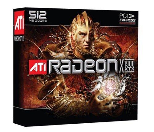 ATI Radeon X1900 XTX 512 MB PCIE Video Card