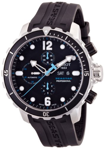 Tissot Seastar 1000 Limited Edition Mens Watch T0664141705700