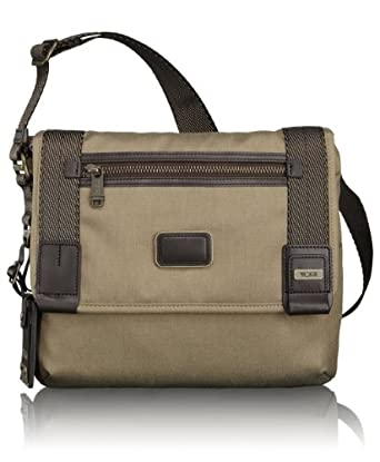途米Tumi Alpha Bravo Day Messenger Bag阿尔法男士邮差包 Sahara $118.52