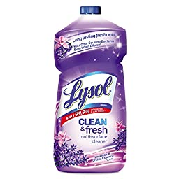 Lysol Power and Fresh All Purpose Cleaner - Pourable Lavender Orchid 40 oz