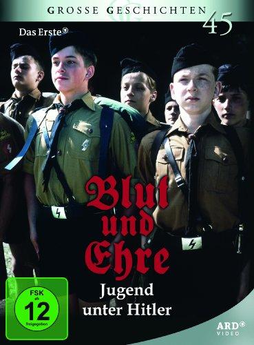 Große Geschichten 45: Blut und Ehre - Jugend unter Hitler [4 DVDs]