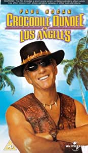 Crocodile Dundee In Los Angeles [VHS] [2001]