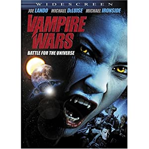 Vampire Wars Battle For The Universe by Platinum Disc