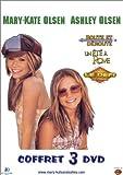 echange, troc Coffret Mary Kate et Ashley Olsen 3 DVD - Vol.2 : Route et déroute / Le Défi / Un été à Rome