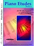 Piano Etudes Book 4: for the Development of Musical Fingers (Frances Clark Library for Piano Students): 0