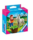 Playmobil 4740 Child with Donkey Foal