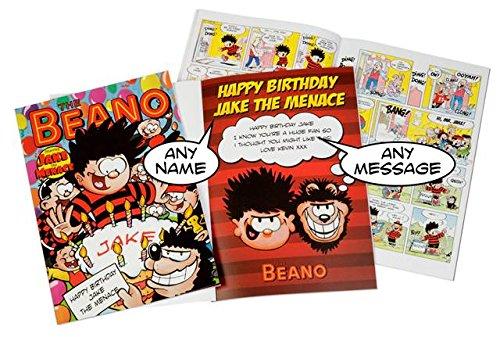 the-beano-happy-birthday-livre-de-poche
