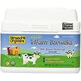 Vermont Organics Milk-Based Organic Infant Formula with Iron, 23.2 oz.  (Pack of 4)