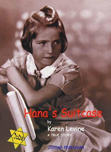 hana s suitcase Original music composition based on the book, hana's suitcase the true story of hana brady, a 13 year old jewish girl who died at auschwitz her brother.