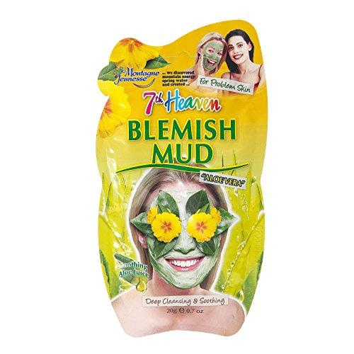 Claire's - Femmes - Masque D'argile Anti-Imperfections À L'aloe Vera Pour Le Visage - Vert