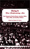 Doing It: Five Performing Arts (0940322757) by Stoppard, Tom