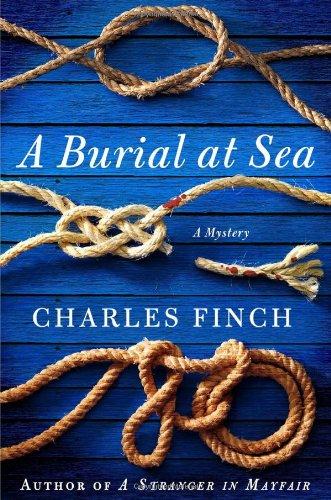A Burial at Sea (Charles Lenox Mysteries)