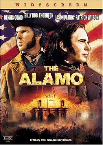 Cover art for  The Alamo (Widescreen)