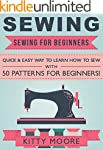 Sewing (5th Edition): Sewing For Begi...