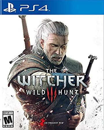 The Witcher 3: Wild Hunt - PS4 [Digital Code]