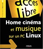 Home cinma et musique sur un PC Linux