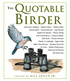 img - for The Quotable Birder book / textbook / text book