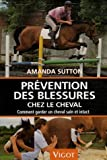 Prvention des blessures chez le cheval : Comment garder un cheval sain et intact