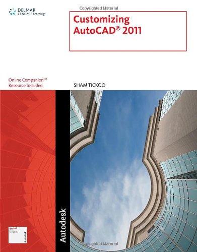 Customizing AutoCAD® 2011
