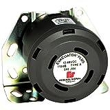 Federal Signal 210335SSG Evacuator Back-Up Alarm, Dual Tone Universal Mounting Bracket, 112 dB(A)