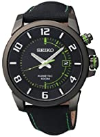 Seiko Kinetic Men's Kinetic Watch SKA557 by Seiko