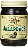 Texas Pepper Works Krisp Candy, Jalapenos, 12 Ounce (Pack of 4)