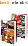 DIY Woodworking Projects BOX SET 2 IN 1 40 Creative Woodworking & Wood Pallet Projects  For Decorating Your Lovely Home!: Wood Pallet Furniture, Household, ... & Craftsmanship, Woodworking for Beginners)