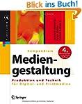 Kompendium der Mediengestaltung: Prod...