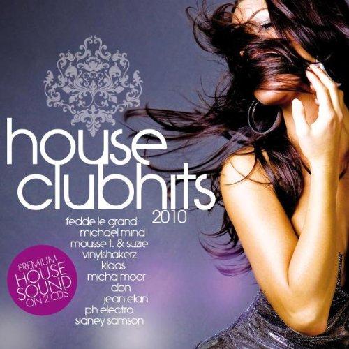House Club hits  2010