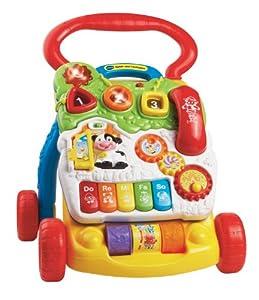 Vtech bebé 80-077074 - Juego y el carro de la edición especial - BebeHogar.com