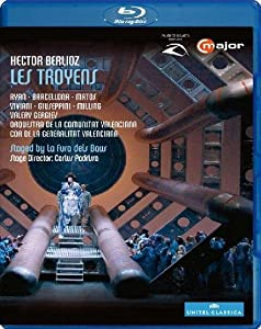 Berlioz;Hector Les Troyens [Blu-ray] [Import]