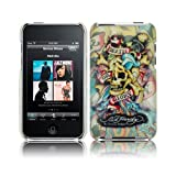 Ed Hardy Apple iPod Touch 2nd & 3rd Generation Hard Back Case Cover - Skull & Dagger By Christian Audigier