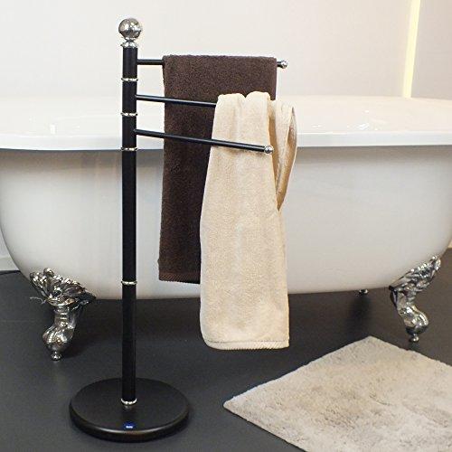 Kela 20972 set da bagno graphito con porta asciugamani a - Amazon porta asciugamani bagno ...