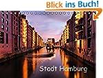 Stadt Hamburg (Tischkalender 2016 DIN...