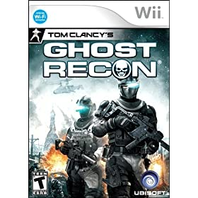 Tom Clancy's Ghost Recon: Video Games