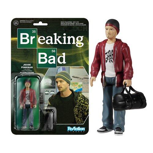 Breaking Bad Jesse Pinkman ReAction 3 3/4-Inch Retro Action Figure