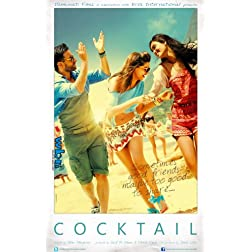Cocktail (2012) [Blu Ray] - (Hindi Movie / Bollywood Film / Indian Cinema) [Blu-ray]