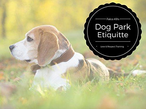 Dog Park Etiquette - Season 1