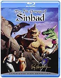 The Seventh Voyage of Sinbad [Blu-ray]