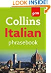 Collins Italian Phrasebook (Collins Gem)