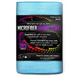 Glacier Microfiber Drying Towel Will Quickly and Safely Dry Your Car or Any Surface, Large 36x24