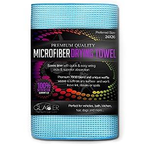 Microfiber Drying Towel - Fast Drying, Maximum Absorption & Multi-Purpose