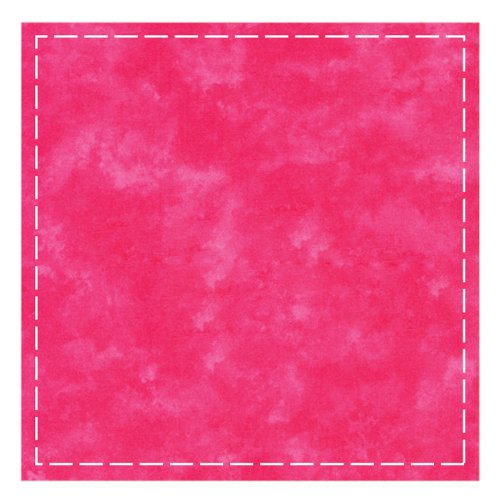 Accuquilt Go! Fabric Cutting Dies; Square 6-1/2 Inch; Quilt Block A front-222448