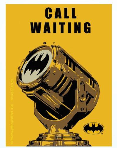 Licenses Products DC Comics Batman Bat Signal Sticker - 1