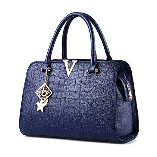 micom-damen-henkeltasche-mehrfarbig-naby-blue
