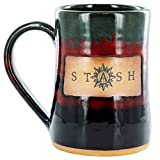 Stash Logo Moonscape Tea Tankard