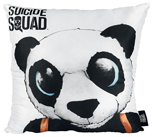 Suicide Squad Panda Cuscino decorativo multicolore